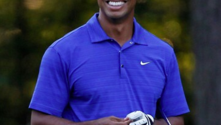 TIGER WOODS, his story, his challenge