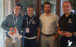 Winner of the contest START-UP GOLF CHALLENGE